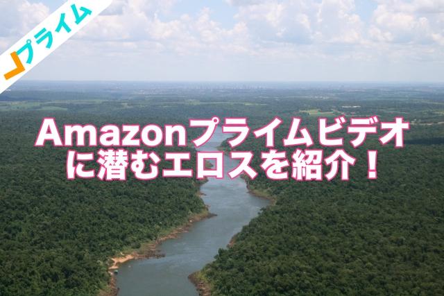 Amazonプライムビデオで見れるアダルト系エロスな作品をレビューが多い順に紹介